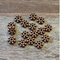 AB-1051 - Antique Copper Bali Style Spacer Bead,6mm | Pkg 50