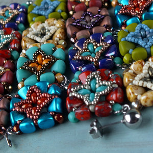 #PDF-239 - Timbuktu Earrings Project