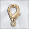 LC/AI703C/G - Gold Plated Lobster Claw Clasp,14.5mm | Pkg 1