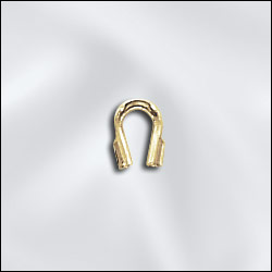 JW408/G - Gold Plated Wire Guards | Pkg 12
