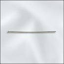 HP24/200AB - Antique Brass 2 Inch Head Pins | Pkg 20