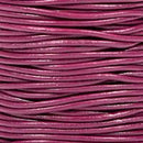 GL/023/1 - Leather Cord, Cyclaman, 1mm | Pkg 4 Feet