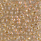 6-3215 - 6/0 Magic Golden Peach Lined Crystal Miyuki Seed Bead | 25 Grams