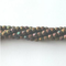 GM-542 - 4mm Faceted Hematite Gemstone Beads,Matte Chocolate AB | Pkg 1 Strand