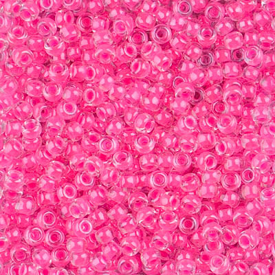 8-4301 - 8/0 Luminous Wild Strawberry Miyuki Seed Bead | 25 Grams