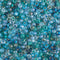8-MIX-12 - 8/0 Miyuki Seed Bead Mix, Touch of Teal | 25 Grams