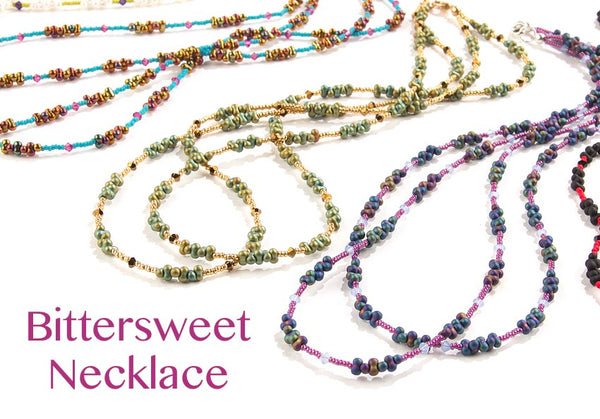 #PDF-550 - Bittersweet Necklace