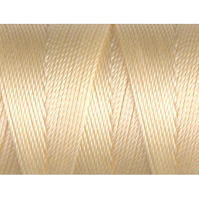 CLC.135-CR - C-LON Fine Weight Bead Cord Cream