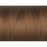CLC.135-CST - C-LON Fine Weight Bead Cord Chestnut