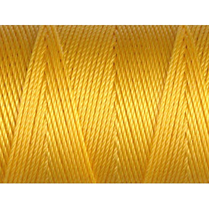 CLC.135-GY - C-LON Fine Weight Bead Cord Golden Yellow