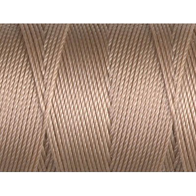 CLC.135-L - C-LON Fine Weight Bead Cord Latte