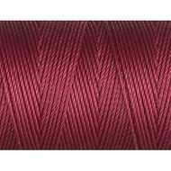 CLC.135-R - C-LON Fine Weight Bead Cord Red