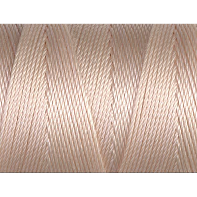 CLC.135-SS - C-LON Fine Weight Bead Cord Sea Shell