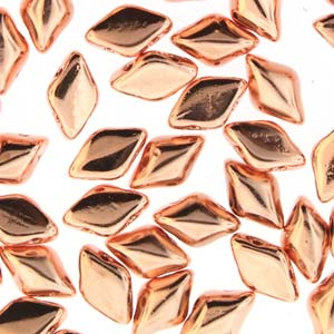 GD85-CP - Gemduo 8X5mm Copper Plate | 25 Grams