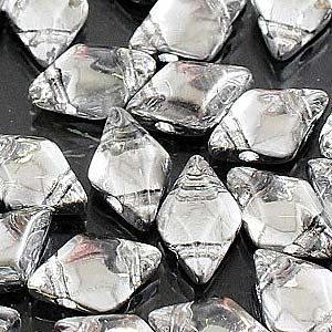 Gd8500030-27001 - 8X5mm Gemduos, Crystal Labrador | 25 Grams