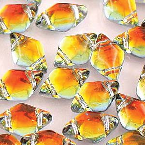 GD8500030-28002 - 8X5mm Gemduos,Backlit Tequila | 25 Grams