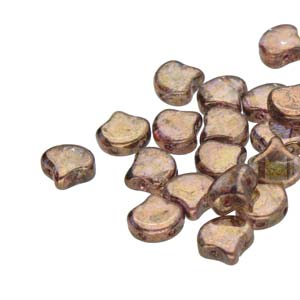 GNK8700030-15695 - Ginko 7.5mm Crystal Senegal Brown | 25 Grams
