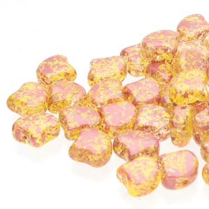 GNK8700030-24403 - Ginko 7.5mm Confetti Splash Red Yellow | 25 Grams