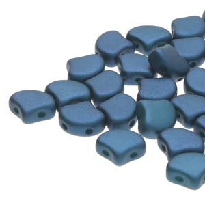 GNK8702010-29734 - Ginko 7.5mm Chatoyant Shimmer Teal Blue | 25 Grams