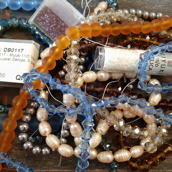 ABAG20 - Auntie's Bag Of Beads, $20 Value  | Pkg 1