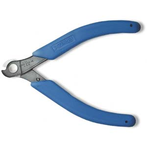 PL2193 - Blue Handle Cutter For Memory Wire| Pkg 1
