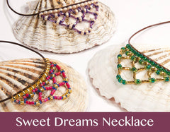 #PDF-541 - Sweet Dreams Necklace