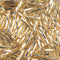TW2012-3 - Miyuki 2x12mm Twisted Bugle Seed Beads, Silver-Lined Gold | 25 Grams