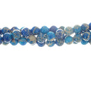 GM-0160 - 4mm Blue Variscite Gemstone Bead Strand,16""