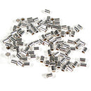 SS/3011/2X2 - Sterling Silver Crimp Beads, 2 x 2mm | Pkg 25