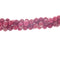"GM-0065 - 6mm Pink Variscite Gemstone Bead Strand | 16"" Str"