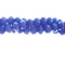CC-073 - Chinese Crystal 4x6mm Rondelle Beads, Cornflower Blue | 1 Strand