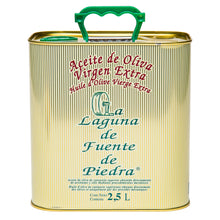 Load image into Gallery viewer, La Laguna de Fuente de Piedra Extra Virgin Olive Oil
