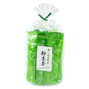 Powdered Sencha Green Tea - 20 Sticks