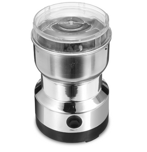 Electric Stainless Steel Coffee Bean Grinder