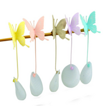 Load image into Gallery viewer, Butterfly Tea Strainer Silicone Filter