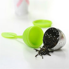 Load image into Gallery viewer, Sweet Leaf Tea Strainer