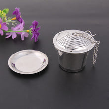 Load image into Gallery viewer, Stainless Steel Reusable Tea Strainer