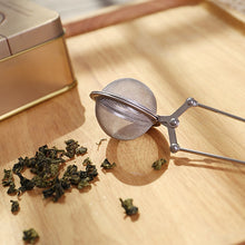 Load image into Gallery viewer, Ball Infuser Tea Strainer Filter
