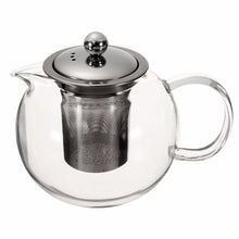 Load image into Gallery viewer, Heat Resistant Glass Tea Pot