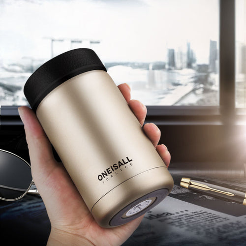 Men Gift Thermos Bottle