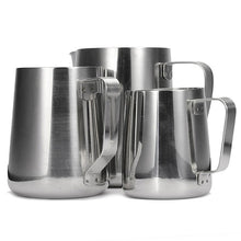 Load image into Gallery viewer, Stainless Steel Coffee Frothing Jug