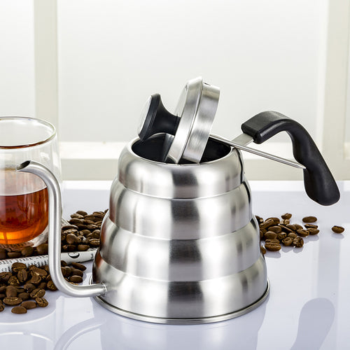New Coffee Pot Stainless Steel
