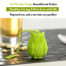 Load image into Gallery viewer, Hot Sale Owl Tea Strainer