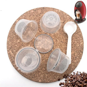 Reusable Plastic Coffee Filter