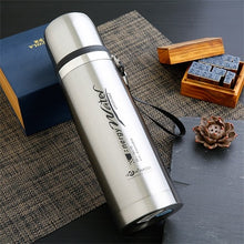 Load image into Gallery viewer, Large Capacity Stainless Steel Thermos