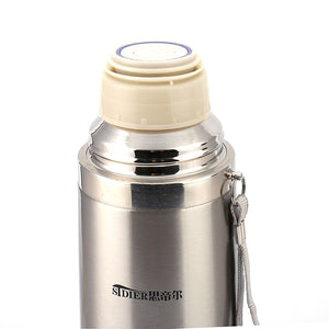 Large Capacity Stainless Steel Thermos