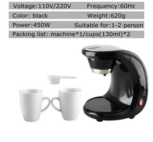 Load image into Gallery viewer, Electric Automatic Hourglass Coffee Maker