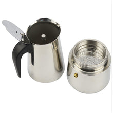 Load image into Gallery viewer, High Quality Stainless Steel Coffee Maker