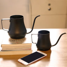 Load image into Gallery viewer, Swan Neck Drip Coffee Tea Pot