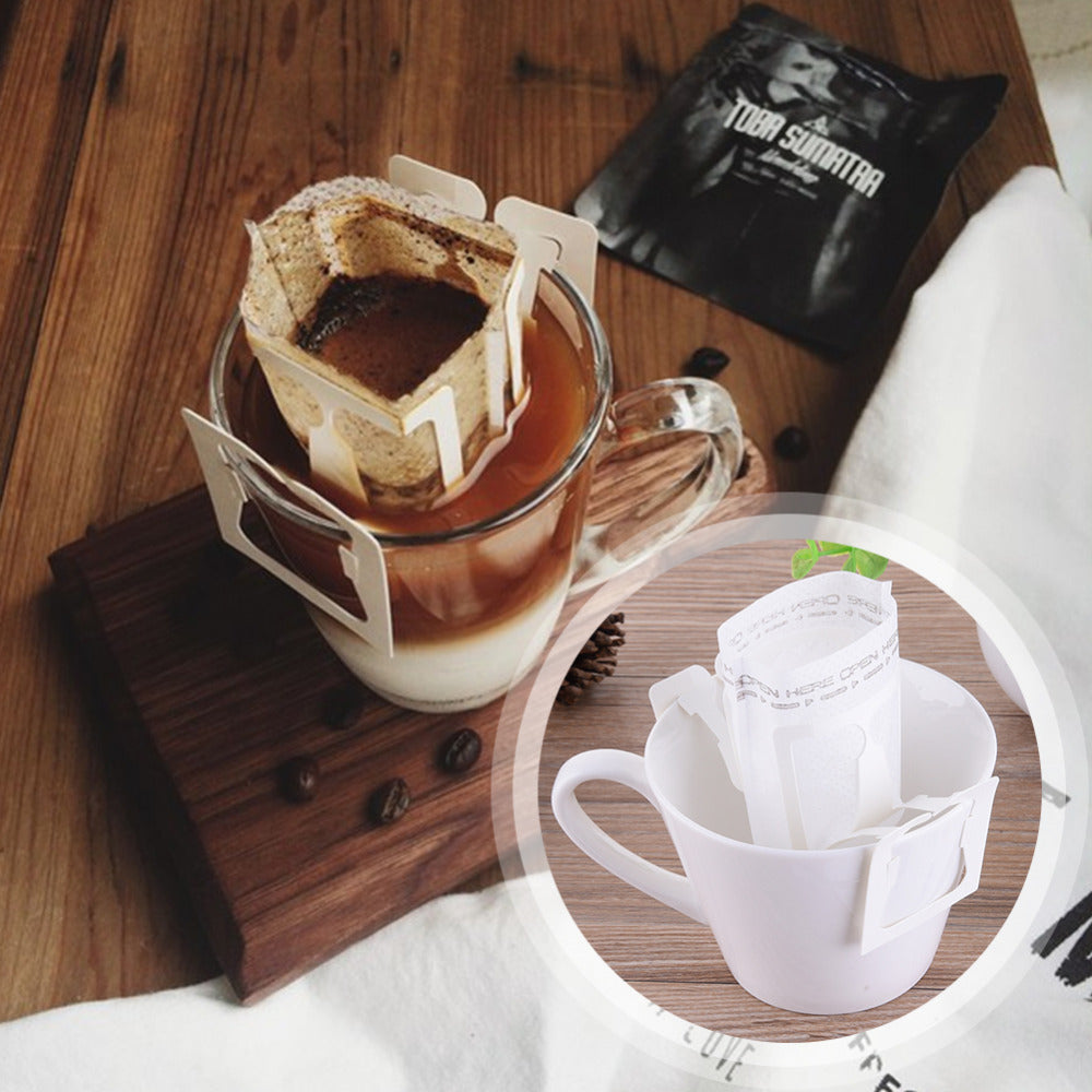 Hanging Ear Style Coffee Filter